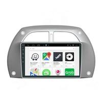 Chogath car Multimedia Player Quad Core Android 8.0 Car Radio GPS Navigation for Toyota RAV4 2001 2006