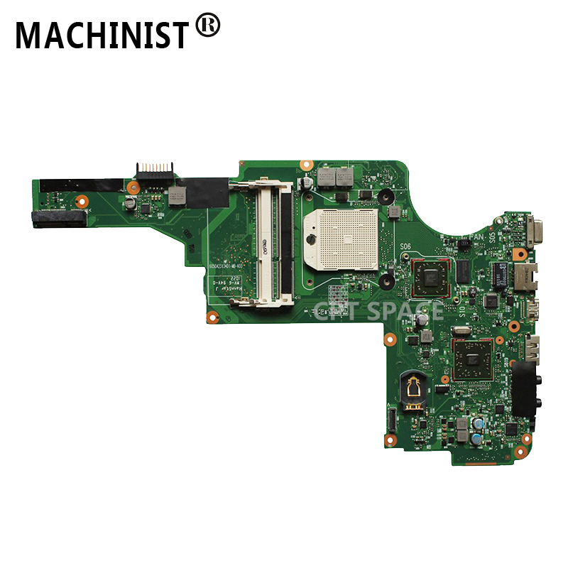 Original For HP Pavilion DV5 DV5-2000 DV5-2129WM Laptop Motherboard MB 6050A2313401-MB-A03 6050A2313401-MB-A05 Socket S1 DDR3