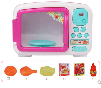 Mini Simulation Kid Cute Microwave Oven Pretend Role Play Toy Educational For Children Role Playing Kitchen Toys Playing House mini simulation kid cute microwave oven pretend role play toy educational for children role playing kitchen toys playing house