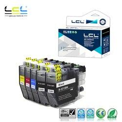 LCL LC3213 LC 3213 LC 3213BK C M Y (5 sztuk) wkład atramentowy kompatybilny do Brother DCPJ770 DCPJ772DW DCPJ774DW MFCJ890DW|Tusze do drukarek|Komputer i biuro -