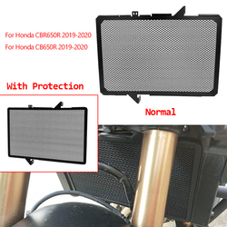 Free Shipping 2020 New CBR CB 650R Radiator Guards Grills Grille Oil Cooler Protection Cover For Honda CBR650R CB650R 2019 2020