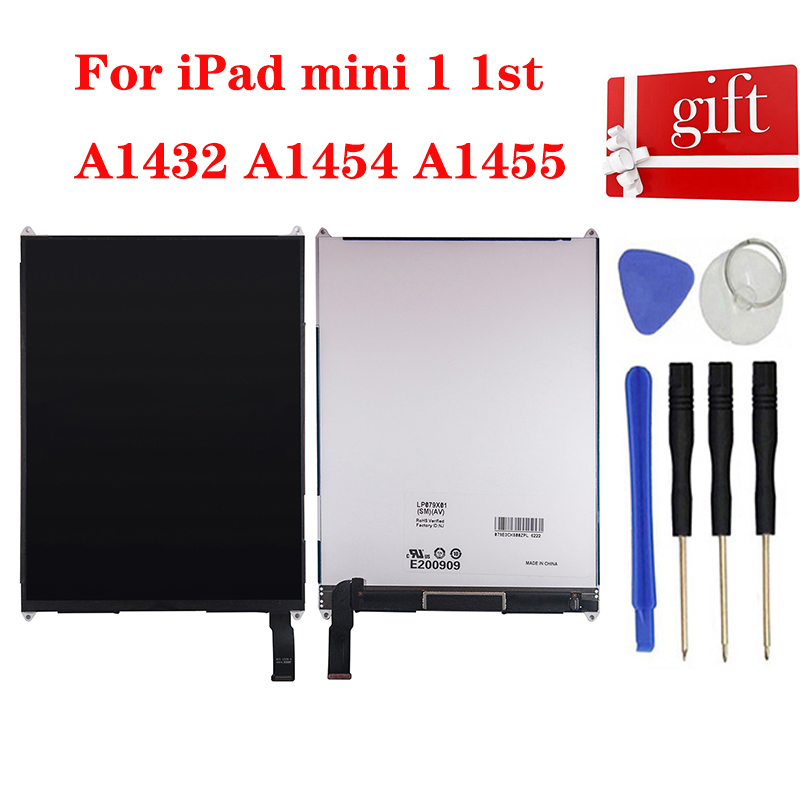 LCD <font><b>Screen</b></font> For <font><b>iPad</b></font> mini 1 <font><b>A1432</b></font> A1454 A1455 LCD <font><b>Display</b></font> <font><b>Screen</b></font> Panel For <font><b>Ipad</b></font> mini 1 LCD Module Monitor image