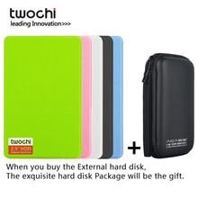Внешний жесткий диск twochi, 2,5 дюйма, 320 ГБ, 500 Гб, USB 750, 1 ТБ, 160 Гб, 250 ГБ