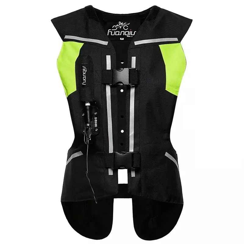 Nouvelle Moto rcycle airbag gilet Moto Racing professionnel avancé Airbag système moto cross protection airbag veste