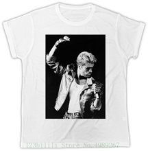 George michael mic presente de aniversário ideal unisex legal retro t camisa manga curta básico topos(China)
