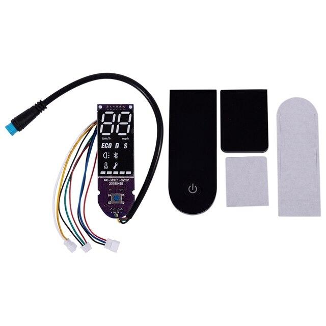VOLL Neues Stecker Bluetooth Circuit Board & Dashboard Abdeckung für Xiaomi Mijia M365 Roller