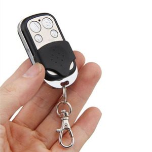 Image 2 - Sonoff 4 Channel Wireless RF Remote Control 433 MHz Electric Gate Door Remote Control Key Fob Controller