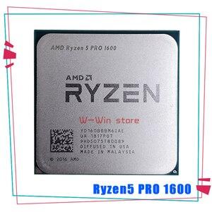 Image 2 - AMD Ryzen 5 1600 R5 1600 R5 PRO 1600 3.2 GHz Six Core Twelve Thread 65W CPU Processor YD1600BBM6IAE YD160BBBM6IAE Socket AM4