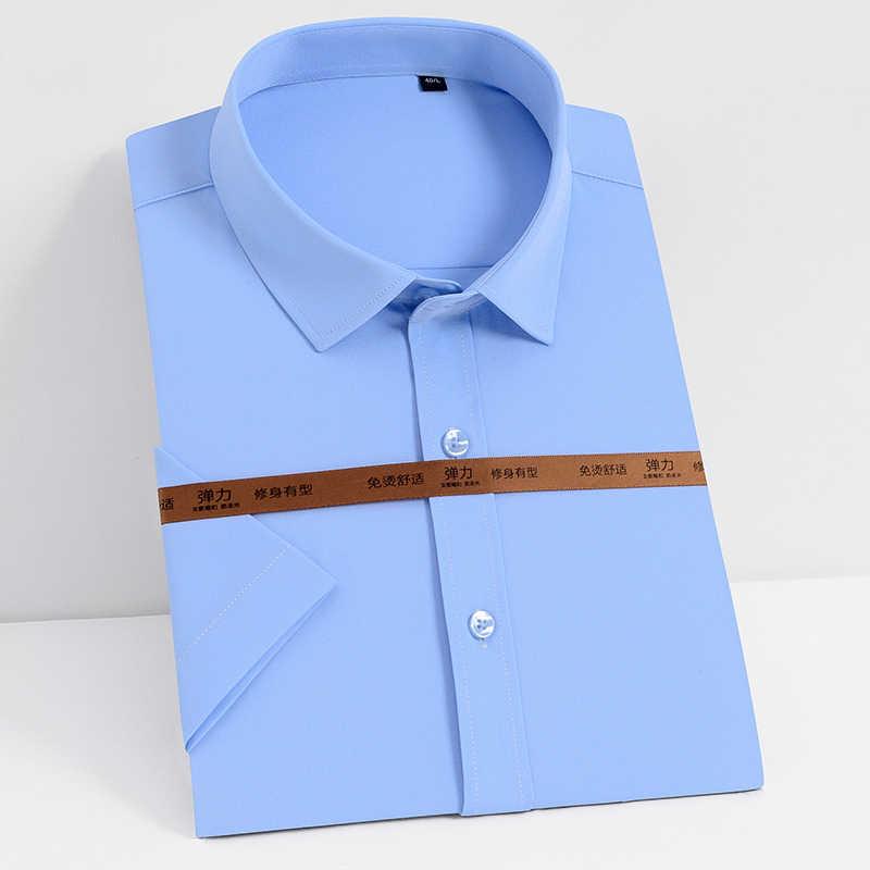 2020 nowa dostawa na wiosnę koszula męska długi rękaw włókno  j3jWH