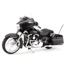 Maisto 1:12 2015 Street Glide Special Die Cast Vehicles Collectible Hobbies Motorcycle Model Toys
