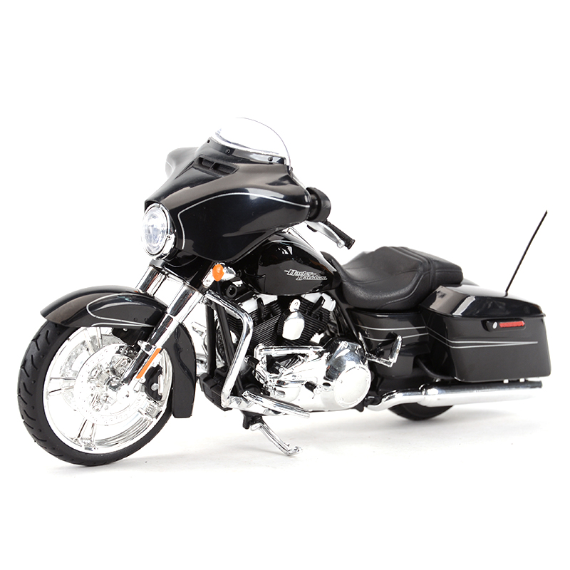 Maisto 1:12 2015 Street Glide Special Diecast Alloy Motorcycle Model Toy