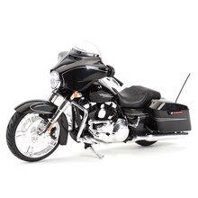 Maisto 1:12 2015 przemieszczanie się po ulicy odlew specjalny pojazdy kolekcjonerskie hobby Model motocykla