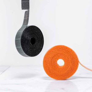 Image 3 -  Bcase Tear off Velcro Easy To Use  Easy To Store PP Hook Material Storage Wire Suitable for Office Car Study 1M/3M