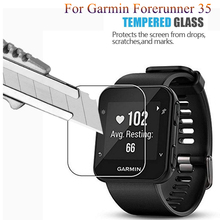 Screen-Protector Smartwatch Clear-Film Garmin Watch-Accessories Protective-Film Tempered-Glass