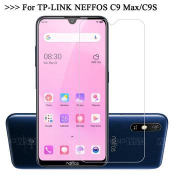 Перейти на Алиэкспресс и купить Премиум Закаленное стекло для TP-LINK NEFFOS C9A C9S Защитная пленка для экрана закаленное защитное стекло для Neffos C9 Max