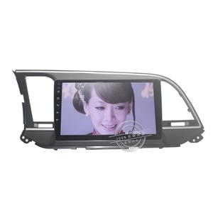 Image 4 - ハング西安 2 喧騒車のラジオ autoradio 現代エラントラ 2016 カー dvd プレーヤー GPS ナビゲーション車のアクセサリー 2 グラム + 32 グラム 4 グラムインターネット