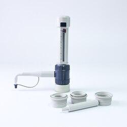 0,5 mL bis 50mL StepMate Stepper Labor Flasche Top Spender für Flüssigkeit Handhabung