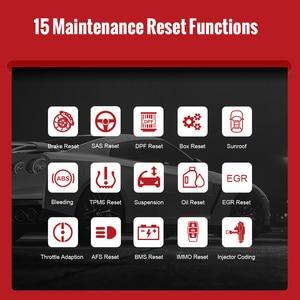 Image 3 - THINKCAR Thinkdriver Professionelle OBD2 Bluetooth für iOS Android Auto Scanner OBD 2 Auto Diagnose Code Reader Automotive Werkzeuge