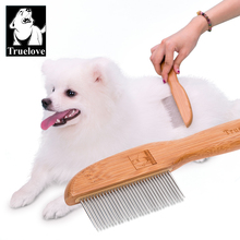 Pet-Comb Knot Groomer Steel-Needles Dog Cepillo Truelove Cat Mmassage Perro Open And