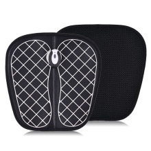 Foot Massage Mat Pad Slimming Vibrator Massager Rechargeable Foot Massage Machine Wireless Feet Muscle Stimulator