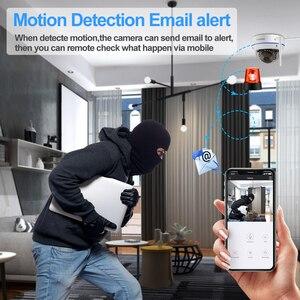 Image 2 - MISECU 무선 CCTV 시스템 3MP NVR 실내 Vandalproof Wifi 카메라 오디오 기록 IR CUT CCTV 카메라 IP 보안 감시 키트