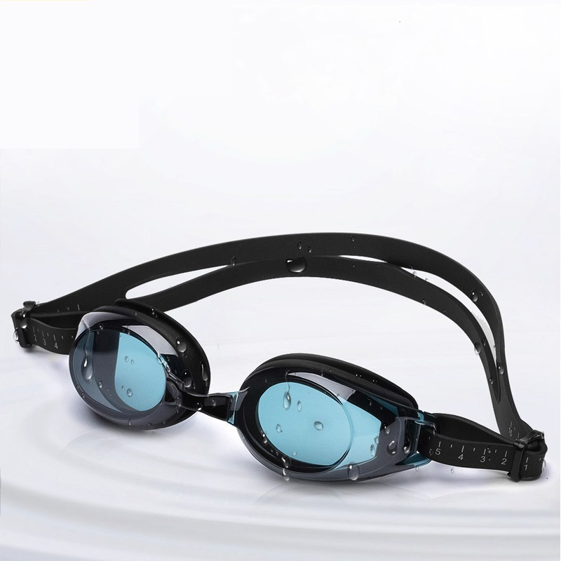 New TS Swimming Goggles Glasses Anti-fog Waterproof Clear Profession Swimming Glasses Safe And Durable For Men Women