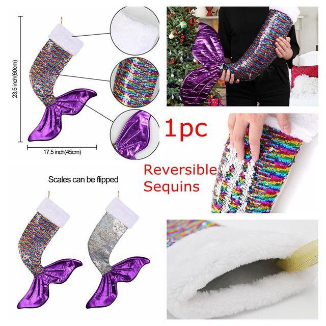 1pc Sequins stocking