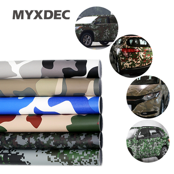 30cm Digital Adhesive Black White Camo Vinyl Wrap Camouflage Film With Air Bubble Free For Car Wrapping Motocycle Decal Graphics image