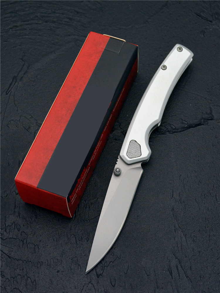 Knifes EDC Camping Tool Hunting Blade  Knives Alloy Aluminum Fruit 8Cr13 Pocket Newest Folding 2131 Open Handle Knives Quick
