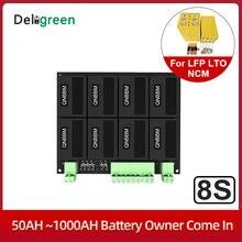 Балансировочный эквалайзер qnbbm для литиевой батареи 8s 24