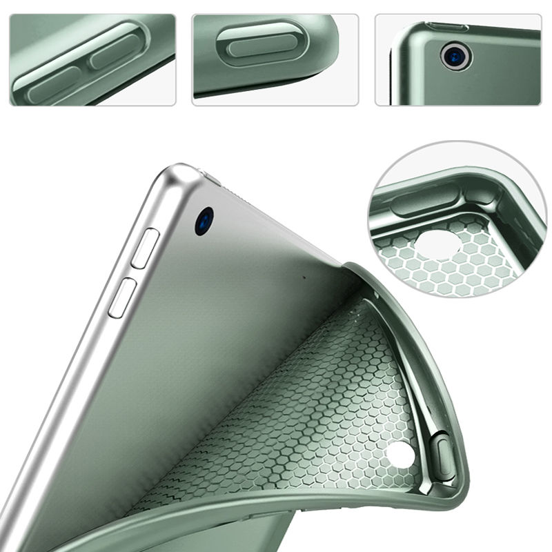 New inch Case Generation Apple 2020 10.2 iPad 2019 8th soft Airbag for For protection 7th