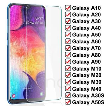 9D szkło ochronne do Samsung Galaxy A10 A20 A30 A40 A50 A60 A70 A80 A90 szkło hartowane Samsung M10 M20 M30 M40 ekran filmu tanie i dobre opinie GPNACN Bez obsługi BD CN (pochodzenie) Folia na przód GALAXY A50 GALAXY A30 GALAXY M20 GALAXY M10 Galaxy A10s Galaxy A20