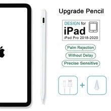 Для apple pencil 2 с Палм отказ от наклона чувствительность