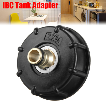 IBC ADAPTER CONNECTOR HOSE LOCK WATER PIPE TAP STORAGE TANK FITTING BUTT