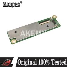 Dla ASUS UX390UA UX390 wyświetl szablon płaskiego łącza płytkę drukowaną tanie tanio CN (pochodzenie) Dada kabel transferu FOR ASUS UX390UA UX390 board