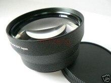 72mm 2.0x teleobjetivo TELE lente 72mm hilo/filtro de canon nikon pentax sony DSLR/SLR cámara Digital