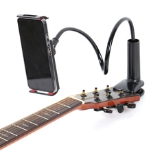 Hotsale Mobile Phone Guitar Music Stand Plastic Universal Guitar Head Phone Holder Newly designed for musicians to play guitar born to play guitar cd
