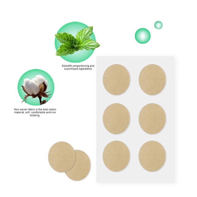 24pcs Chinese Herbal Eyesight Patch Relieve Eye Fatigue Myopic Amblyopia Improve Eyesight Medical Herbal Plaster Health Care 2