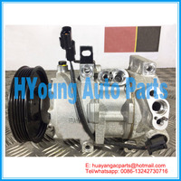 Auto air con A/C pumpe kompressor DVE13 für Hyundai i40 1.7TD/D4FD 2012-2016 1B33E00700 2A0920039