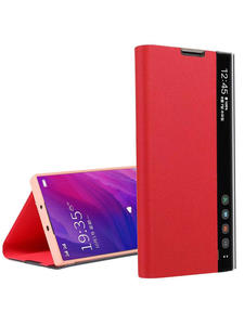 Flip-Case Side-Display Note 7 Sleep Smart Xiaomi 9t Redmi 6a Awake-Cover for Pro K20/S2/Smart/Sleep