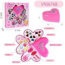 Pretend-Play-Toy Makeup-Set Children Simulation-Cosmetic Hairdressing Baby-Girl Princess