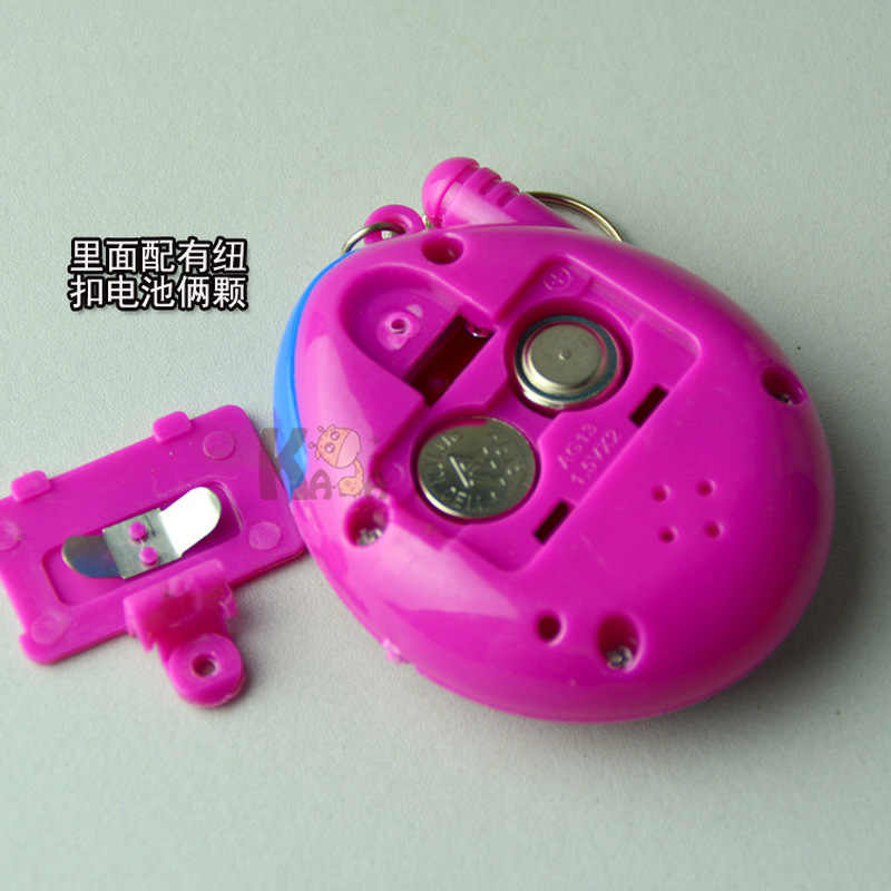 1PCS Nieuwe Hot Tamagochi Elektronische Huisdieren Speelgoed Virtuele Huisdier Retro Cyber Grappige Tumbler Ver Speelgoed voor Kinderen Handheld Game machine