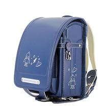 Baby school bag Japanese Randoseru Children Backpack For car