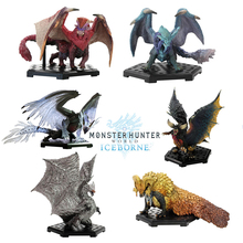 Monster Hunter WORLD Vol13 Action Figure PVC Models Hot Kirin Dragon Decoration Toy Model Collection Gift