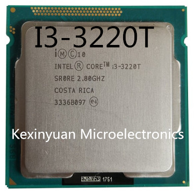 PC Computer Intel Core I3-3220T I3 3220T Processor (3M Cache, 2.80 GHz) LGA1155 Desktop CPU
