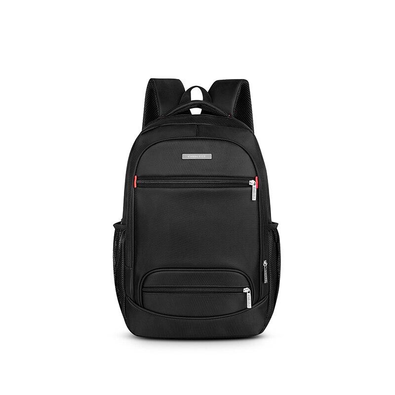 2020 Fashion Laptop Backpack Slim Man Waterproof Anti Theft Travel Mens Business Black Nylon Back Pack Backbag Backpack