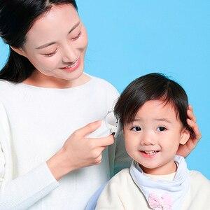 Image 4 - Xiaomi tondeuse à cheveux électrique pour hommes, rasoir professionnel sans fil, rasoir Rechargeable par USB, idéal pour couper la barbe