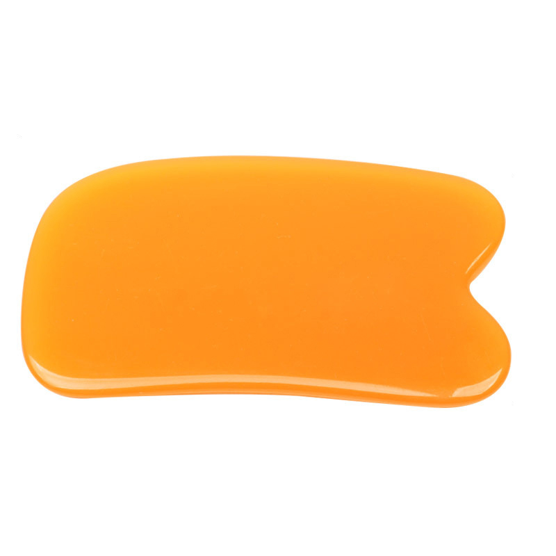 Gua Sha Scraping Massage Tool Body Massager Guasha Board SPA Acupuncture Scraper For Face Back Arm Beauty Tool VF 2019