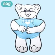 AAG Baby Stroller Accessories Pad Mat Cart Car Dining Chair Seat Cushion Newborn Mattress Child Pram Liner Insert