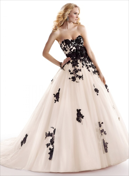 Free Shipping Theme Cute Tulle Bandage 2018 Sweetheart Black Lace Ball Gowns Bridal Gown 2018 Custom Mother Of The Bride Dresses